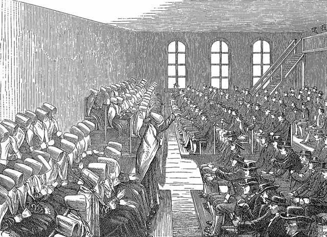Quakers CONTEMPLATING T...