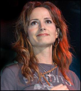 Christian lesbian singer