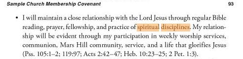 the definition and examples of spiritual disciplines Welcome to foundations of spiritual formation ii: for a full definition and examples of cheating disciplines of the spiritual life ii.