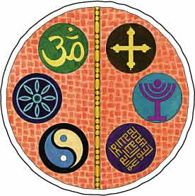 comparing eastern and abrahamic religions Judaism is the oldest surviving monotheistic religion, arising in the eastern   because judaism, christianity, and islam all recognize abraham as their first   students will compare and contrast the roles of men and women with regard to.