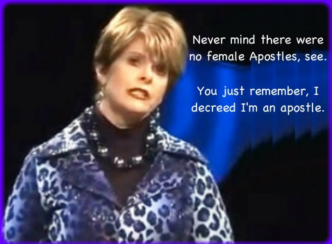 NAR APOSTLETTE CINDY JACOBS AND SPIRIT OF HOMOSEXUALITY