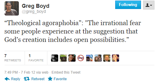 Greg boyd homosexuality and christianity