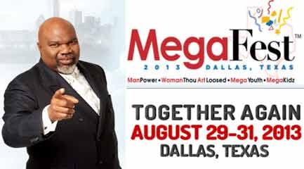 Elephant Room 2 S T D Jakes Bringing Megafest To Dallas