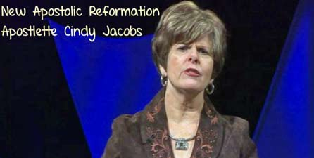 JESUS CULTURE'S SPIRITUAL MOTHER CINDY JACOBS ADMITS SHE'S A FALSE