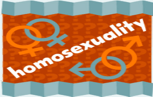 What is the best way to expound on homesexuality?